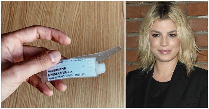 """Emma Marrone: """"Ho finalmente tolto questo braccialetto. E' stata dura, ma è andata"""""""