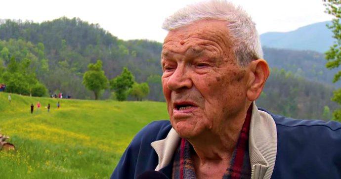 """Strage di Marzabotto, Ferruccio il sopravvissuto: """"La mia vita martoriata. I tedeschi sterminarono i miei, ma non li ho mai odiati: basta intolleranza"""""""
