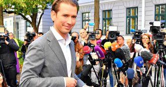 """Elezioni Austria, trionfa Kurz con il 37%. L'ultradestra crolla al 16% e già si sfila dal governo: """"Necessaria ripartenza"""". Verdi al 14%"""