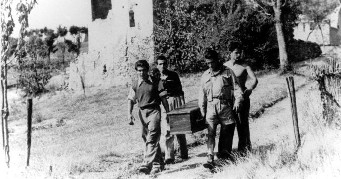 """Strage di Marzabotto, 75 anni dall'eccidio dei nazifascisti. Mattarella: """"La sua memoria va custodita, il male non è sconfitto per sempre"""""""