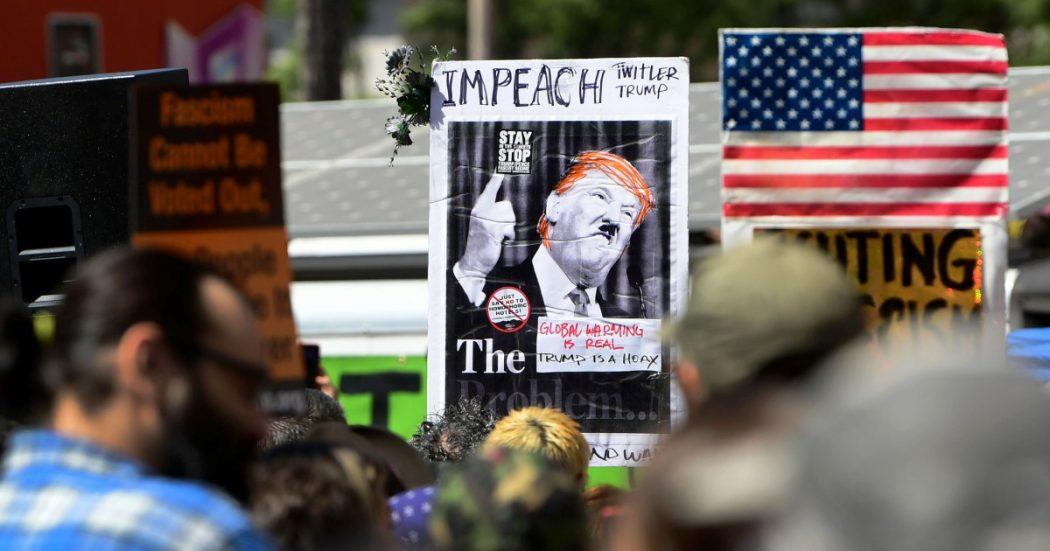 """Il caso Kievgate – """"Insabbiate"""": Trump fa i conti con le stesse accuse a Nixon"""