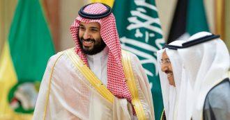 """Arabia Saudita, principe bin Salman avverte i leader mondiali: """"Intervenire contro Iran o prezzo petrolio salirà come mai prima d'ora"""""""
