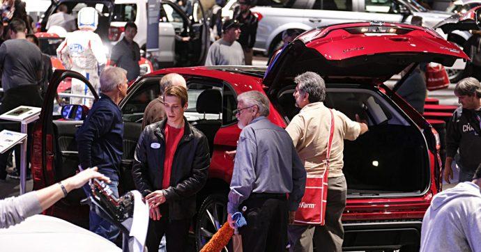 Automobili, a settembre vendite su del 13 per cento rispetto allo stesso mese dello scorso anno