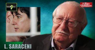 """Reddito di cittadinanza, il padre di Federica Saraceni: """"Mia figlia prima percepiva già il Rei. Cosa facciamo? La buttiamo in una discarica?"""""""