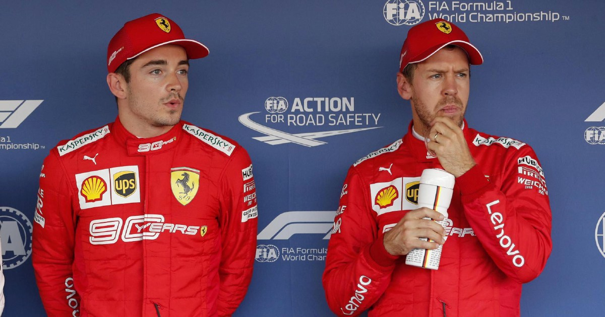 """Ferrari, la rivalità e lo scontro generazionale tra Leclerc e Vettel: quando il nemico è """"socio"""""""