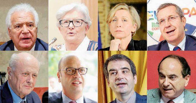 In Edicola sul Fatto Quotidiano del 1 Ottobre: Nel 2008-2013, le giravolte furono 261 da 180 eletti