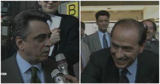 """""""1994: L'anno zero"""", su Sky il documentario della discesa in campo di Berlusconi: dalla nascita di Forza Italia allo scontro in tv con Occhetto"""