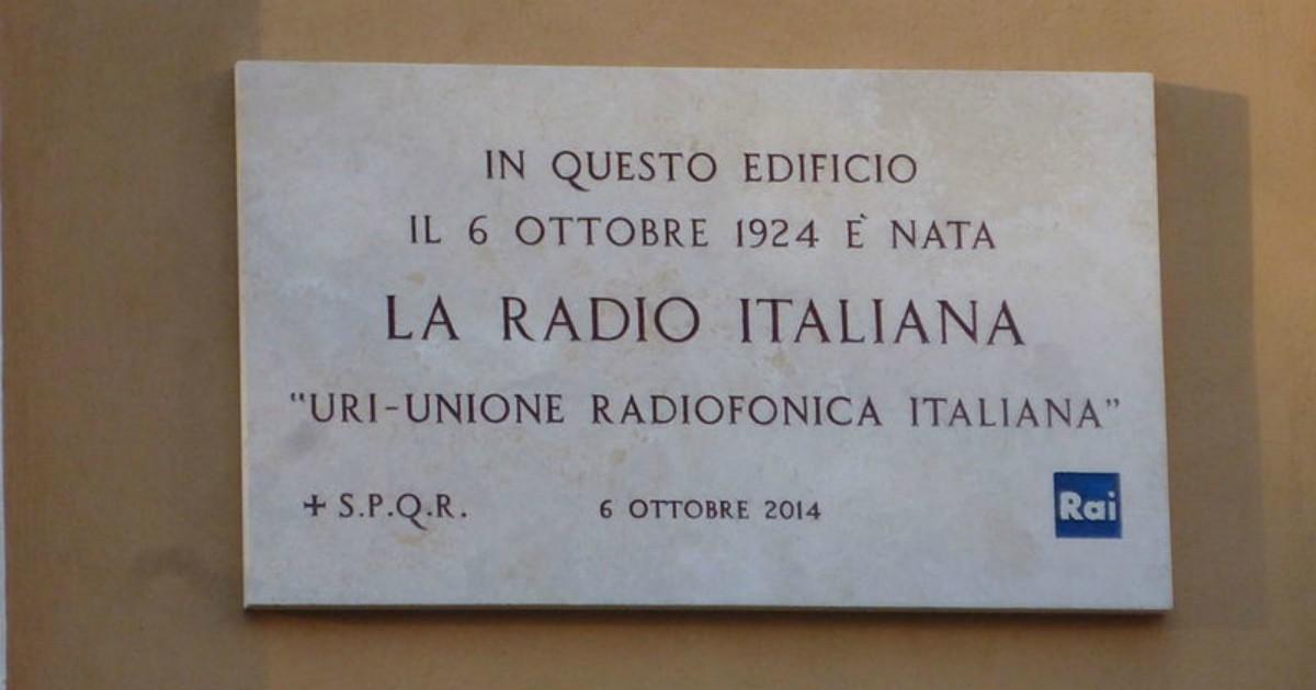 Quando nacque la radio gli italiani non si mostrarono così interessati