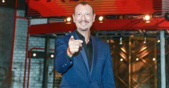 Sanremo 2020, Amadeus fa una conferenza stampa quasi perfetta (senza direttore di rete): ecco chi sarà sul palco con lui