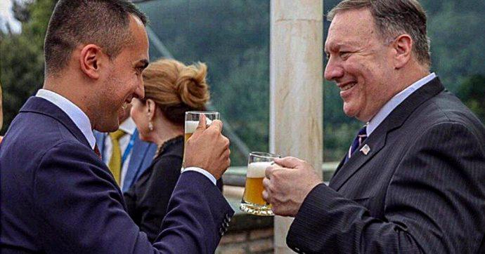 """Dazi Usa da 7,5 miliardi, il via il 18 ottobre. Pompeo: """"Forse anche su vino e Parmigiano"""". Di Maio e Conte: """"Difenderemo made in Italy"""""""