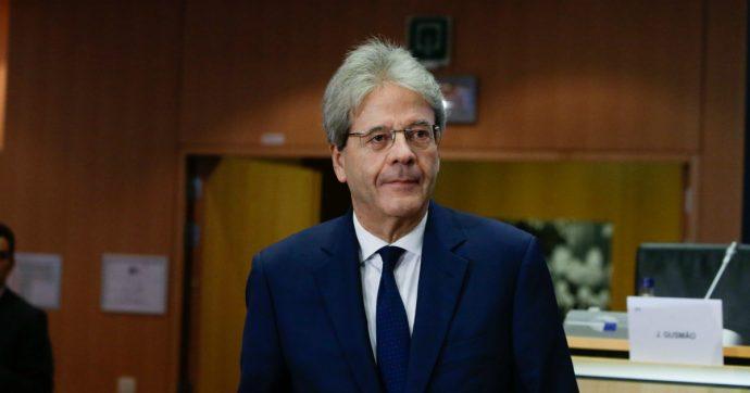"""Paolo Gentiloni risponde a Salvini e Meloni sulla decisione di cantare 'Bella Ciao' al Parlamento Ue: """"Per me è un onore"""""""