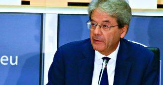 """Clima, Gentiloni: """"La commissione Ue vuole investire oltre mille miliardi su sostenibilità"""". Conte: """"Inseriremo ambiente in Costituzione"""""""