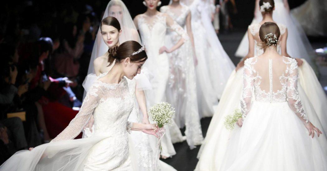 La sottomissione maschile dentro la fiera della sposa