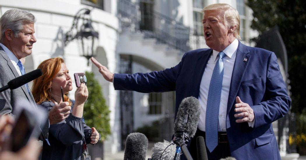 Il baratto ucraino della pazza Casa Bianca di Trump