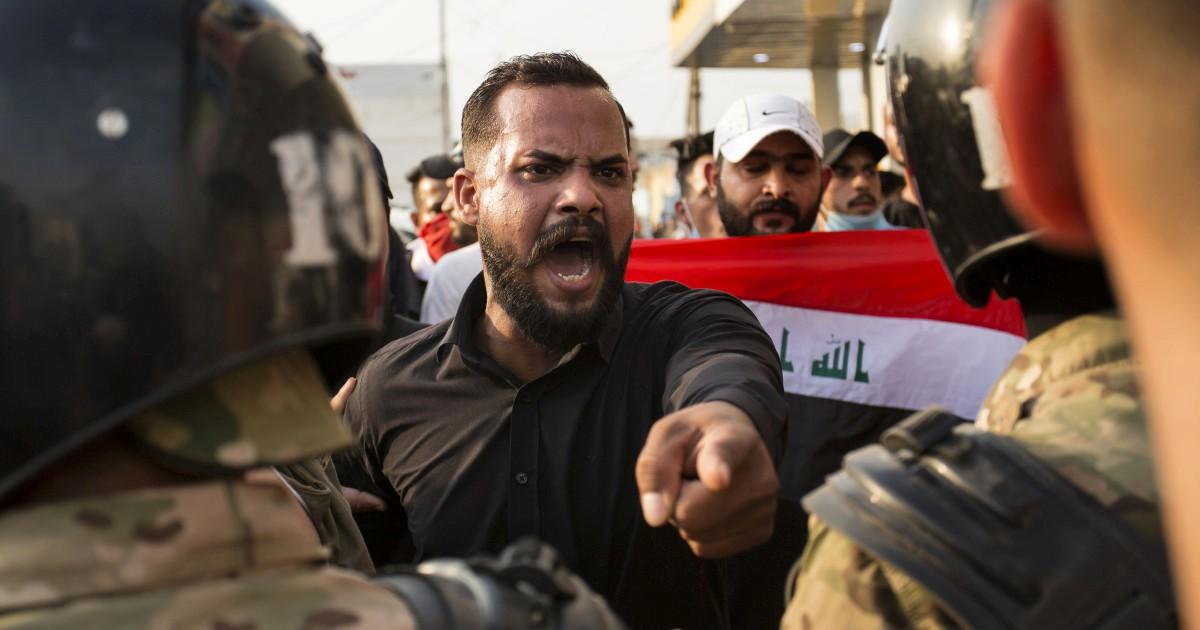 Iraq, un ottobre nero: una strage di manifestanti lunga un mese