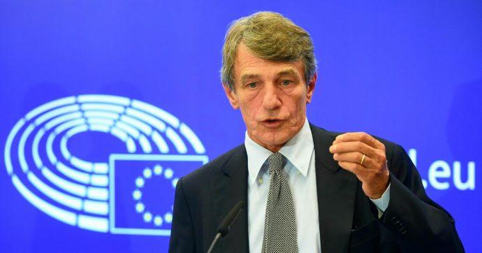 """Coronavirus, cancellata la plenaria a Strasburgo. Sassoli: """"Troppi contagi, situazione in Francia e Belgio molto grave"""""""