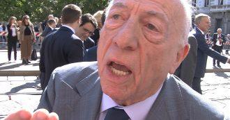 """Carcere per gli evasori, Confalonieri: """"Sono d'accordissimo"""". Ma sui guai di Berlusconi sbotta: """"Non ha mai frodato un c…"""""""