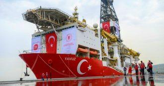 Cipro, Turchia manda due navi a cercare gas e petrolio al largo di Nicosia in un'area concessa all'Eni. Nuove frizioni dopo il blocco del 2018