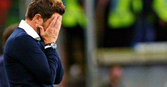 Sampdoria e Di Francesco, è divorzio: accordo consensuale. Salta la prima panchina di A