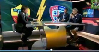 """Ruggero Rizzitelli furioso lascia in diretta lo studio di Roma Tv: """"Basta, me ne vado"""""""
