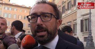 """Ergastolo ostativo, Bonafede: """"È strumento fondamentale per lotta alla mafia. Ci batteremo contro la sentenza della Cedu"""""""