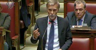 """Taglio parlamentari, Delrio: """"I dem votano sì con convinzione"""". Contestazioni di Lega e FdI"""