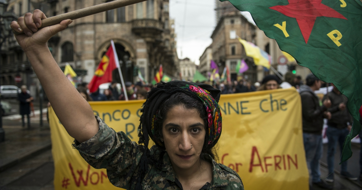 Siria, il confederalismo curdo è un'alternativa rivoluzionaria da difendere