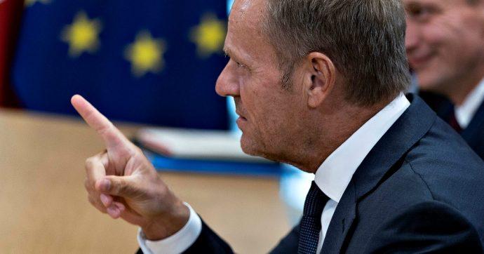 """Brexit, Tusk: """"I 27 Paesi Ue hanno accettato il rinvio fino al 31 gennaio 2020"""". Ma Johnson punta alle elezioni il 12 dicembre"""