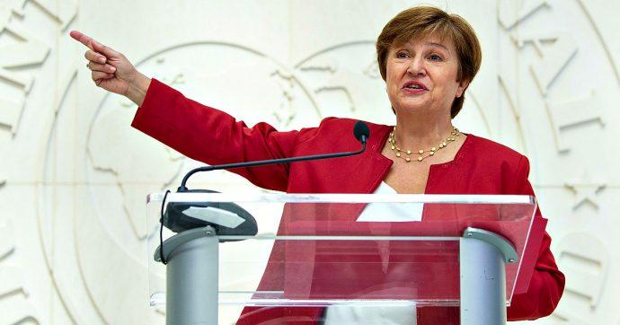 """Fmi, la nuova direttrice Georgieva: """"Nessuno è immune a clima: serve carbon tax. Chi può deve spendere per rilanciare la crescita"""""""