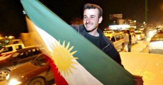 """Curdi, una storia di promesse, tradimenti e il sogno mai realizzato dell'indipendenza: """"Non abbiamo amici, solo le montagne"""""""
