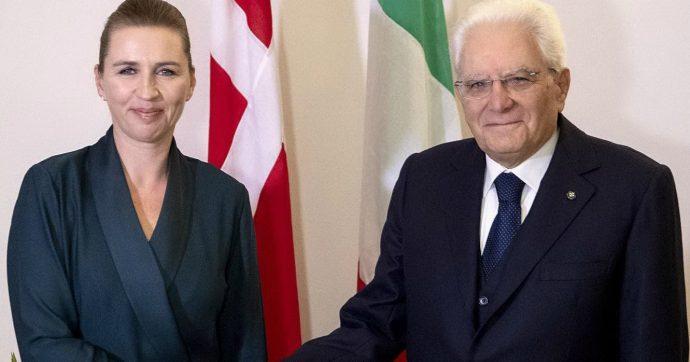 """Dazi, Mattarella: """"Serve risposta unita dell'Europa. È un problema che nessuno risolve da solo"""""""
