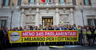 """Taglio parlamentari è legge: Montecitorio approva con 553 Sì. Di Maio: """"Fatto storico, saremo leali su contrappesi"""". Conte: """"Riforma riduce i costi e darà più efficienza"""""""