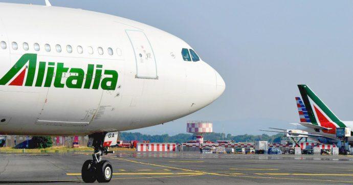 Alitalia, cassa integrazione straordinaria prorogata fino al 23 marzo per 1020 dipendenti