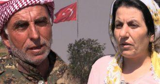 """Siria, tra gli sfollati dell'invasione turca di Afrin: """"Massacri e violenze da Erdogan e dai suoi alleati, ci riprenderemo le nostre terre"""" – VIDEO"""