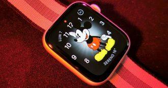 Apple Watch Serie 5, lo smartwatch con schermo sempre acceso, bussola e chiamata d'emergenza automatica