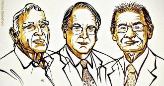 Nobel per la Chimica 2019 assegnato a Goodenough, Whittingham e Yoshino