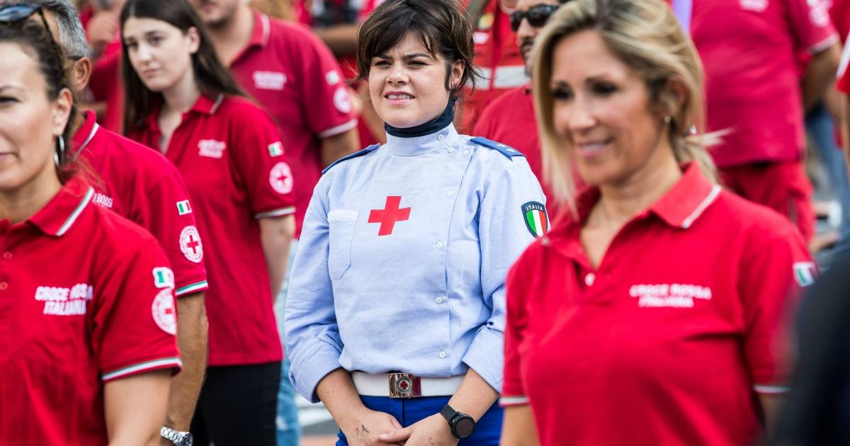 Croce Rossa celebra il cambiamento nel settore non profit. Perché 'volontariato è donna'