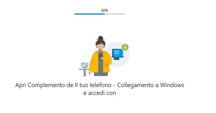 Windows 10 dialoga con gli smartphone Android per effettuare e ricevere chiamate