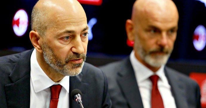 """Milan, presentato Stefano Pioli. L'ad Gazidis ai critici: """"Abbiamo salvato il club dalla Serie D"""""""
