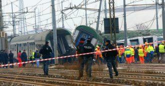"""Incidente di Pioltello, indagato l'ex direttore di Agenzia per la sicurezza ferroviaria: """"Non ci fu alcun controllo sulla tratta"""""""