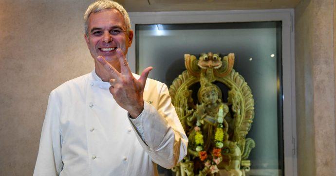 """Pietro Leemann, il cuoco anti-Masterchef del primo ristorante stellato vegetariano: """"Chi conosce la sofferenza degli animali rinuncia alla carne"""""""