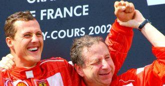 """Michael Schumacher, Todt: """"Lotta ogni giorno per migliorare. Spero che prima o poi potremo andare insieme a vedere un Gran Premio"""""""