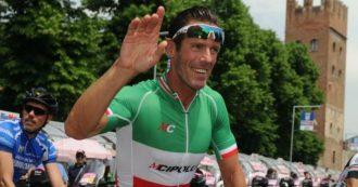 """Mario Cipollini, la moglie dell'ex campione di ciclismo: """"Mi puntò una pistola alla testa durante una lite"""""""