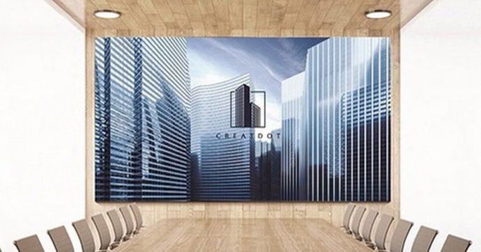 Samsung The Wall, lo schermo modulabile fino a 292 pollici con risoluzione 8K