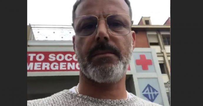 """Kikò Nalli al pronto soccorso: """"Mi hanno spaccato la testa urlando brutte frasi a me e Barbara D'Urso"""""""