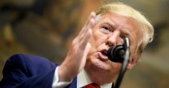 """Siria, Trump accusa Obama: """"Collaborò con il Pkk, nemico mortale della Turchia"""""""