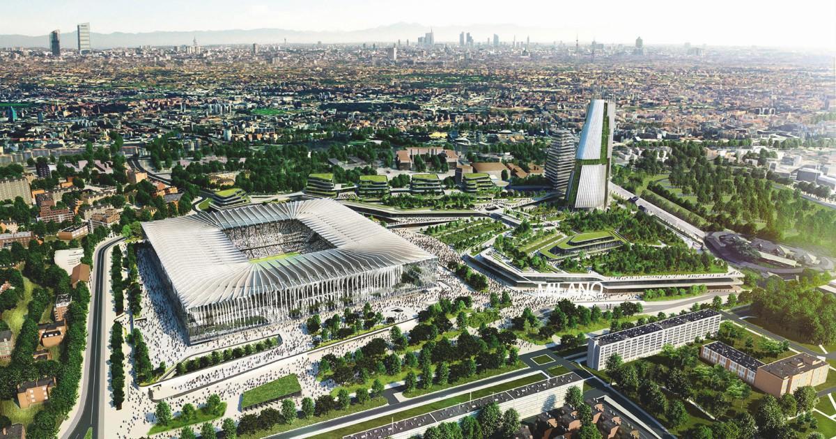 Operazione San Siro, la grande abbuffata del nuovo stadio