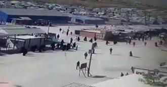 """Siria, caos nel campo dei familiari dell'Isis: 5 donne arrestate. Autorità curde: """"Si ribellano per fuggire"""""""
