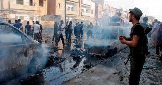 """Siria, la città di Qamishlo precipita nel caos. Raid turchi su carcere: """"5 miliziani Isis in fuga"""" Esplode autobomba: """"Quattro persone uccise"""""""