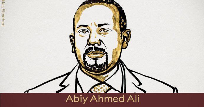 """Nobel per la pace a premier etiope Abiy Ahmed Ali: """"Sforzi per risolvere conflitto con Eritrea"""". Lui: """"Sono onorato, è un premio per l'Africa"""""""